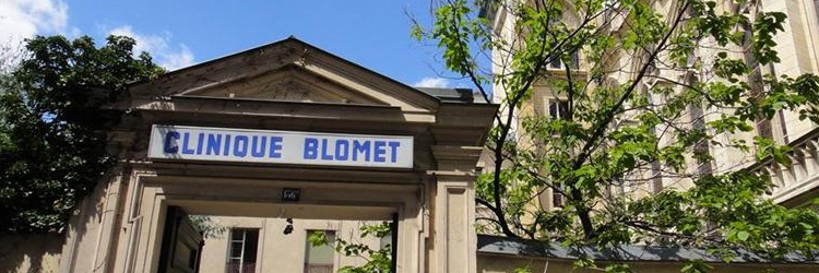 Implants dentaires Paris à la clinique Blomet