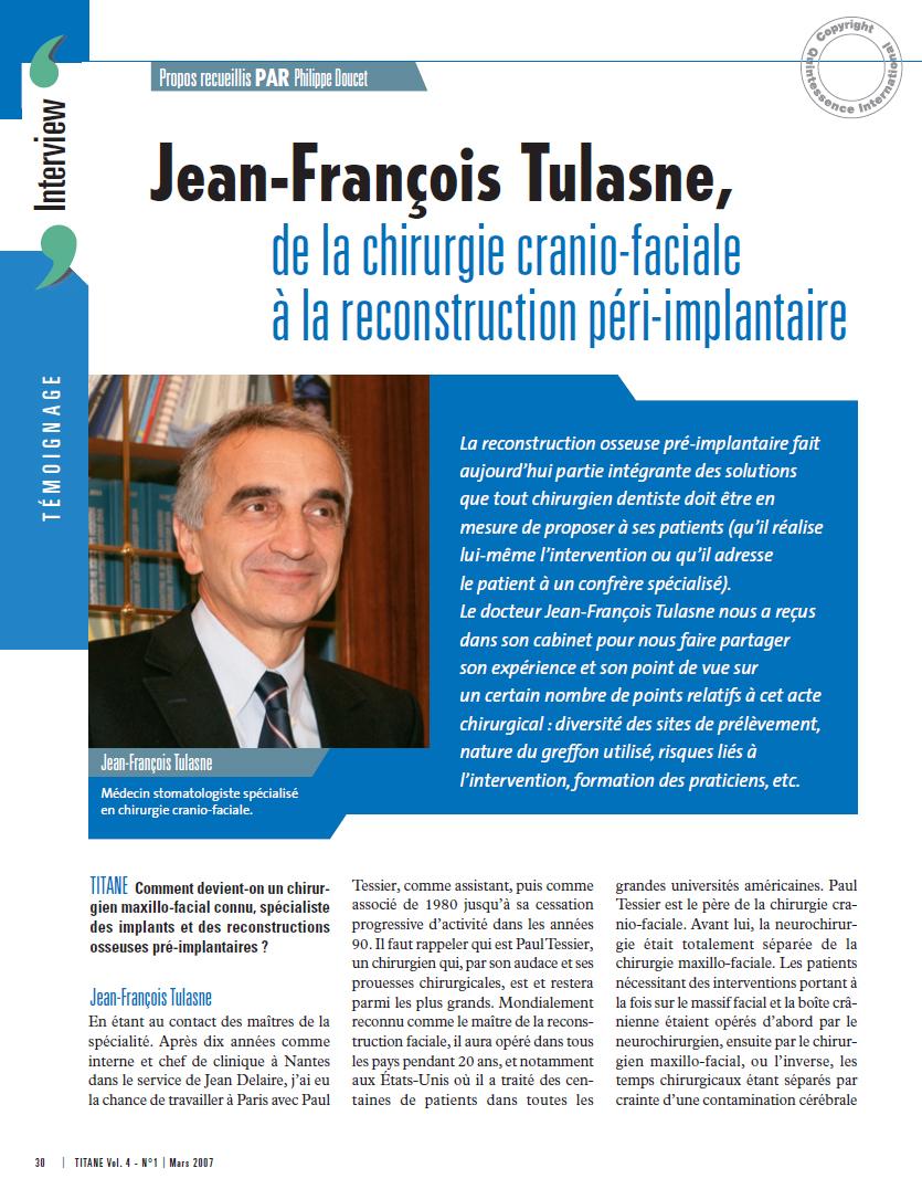 Dr Tulasne